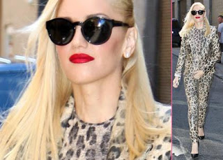 Gwen Stefani Shows Off Sexy Style in NYC » Gossip | Gwen Stefani