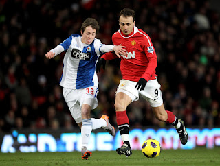 Prediksi Blackburn Rovers vs Manchester United