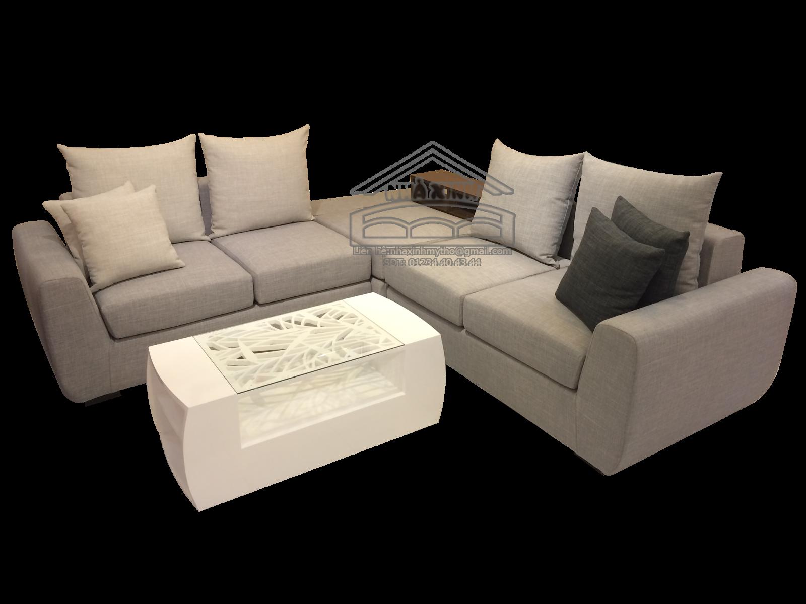 Sofa g c nh xinh m tho sfnx 469 3 for Sofa bed nha xinh