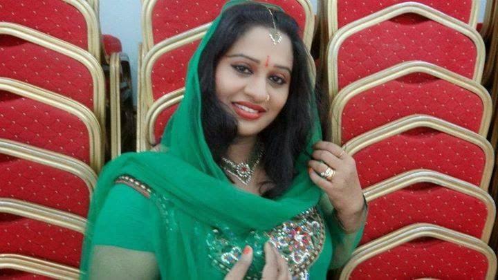 Beena Antony In Green Churidar Photos Mallu Serial Actress