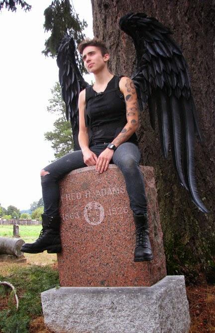 danielle hurley design TruWings Paladin Wings