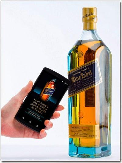 Сенсоры, производством которых занялась норвежская компания ThinFilm, пока планируется размещать на этикетках Johnnie Walker Blue Label.