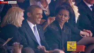 Michelle Obama Jealous