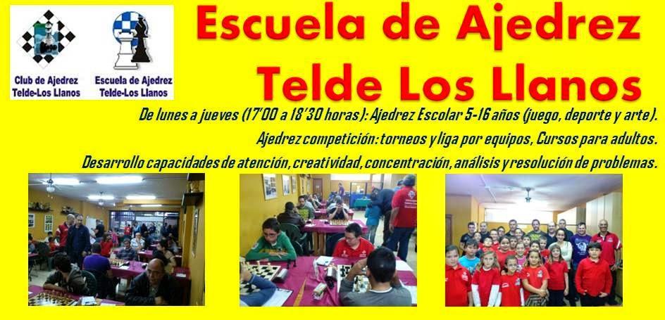 Escuela de Ajedrez Telde Los Llanos