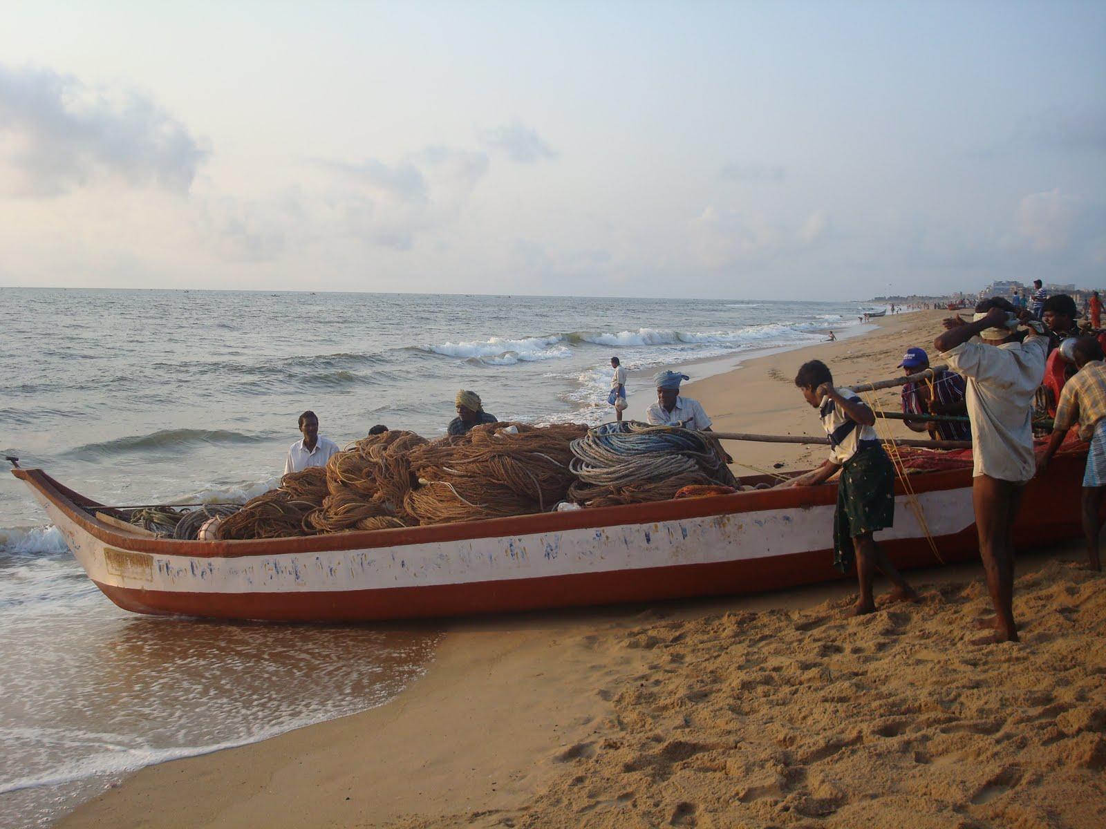 Chennai Daily Photo Late Fishers