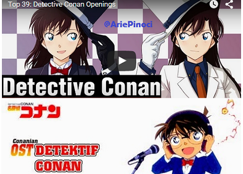 Detective Conan Opening Song