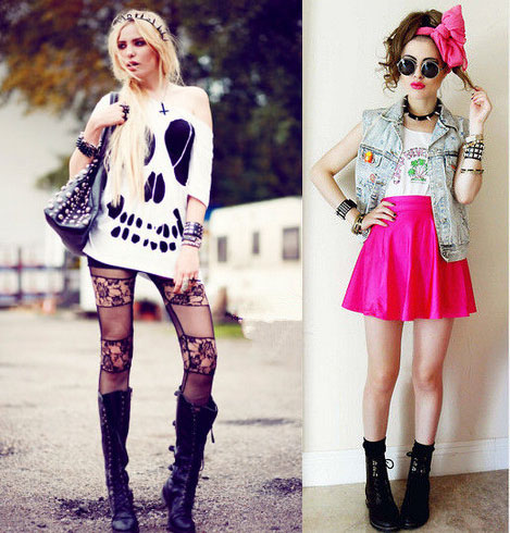 punk clothing