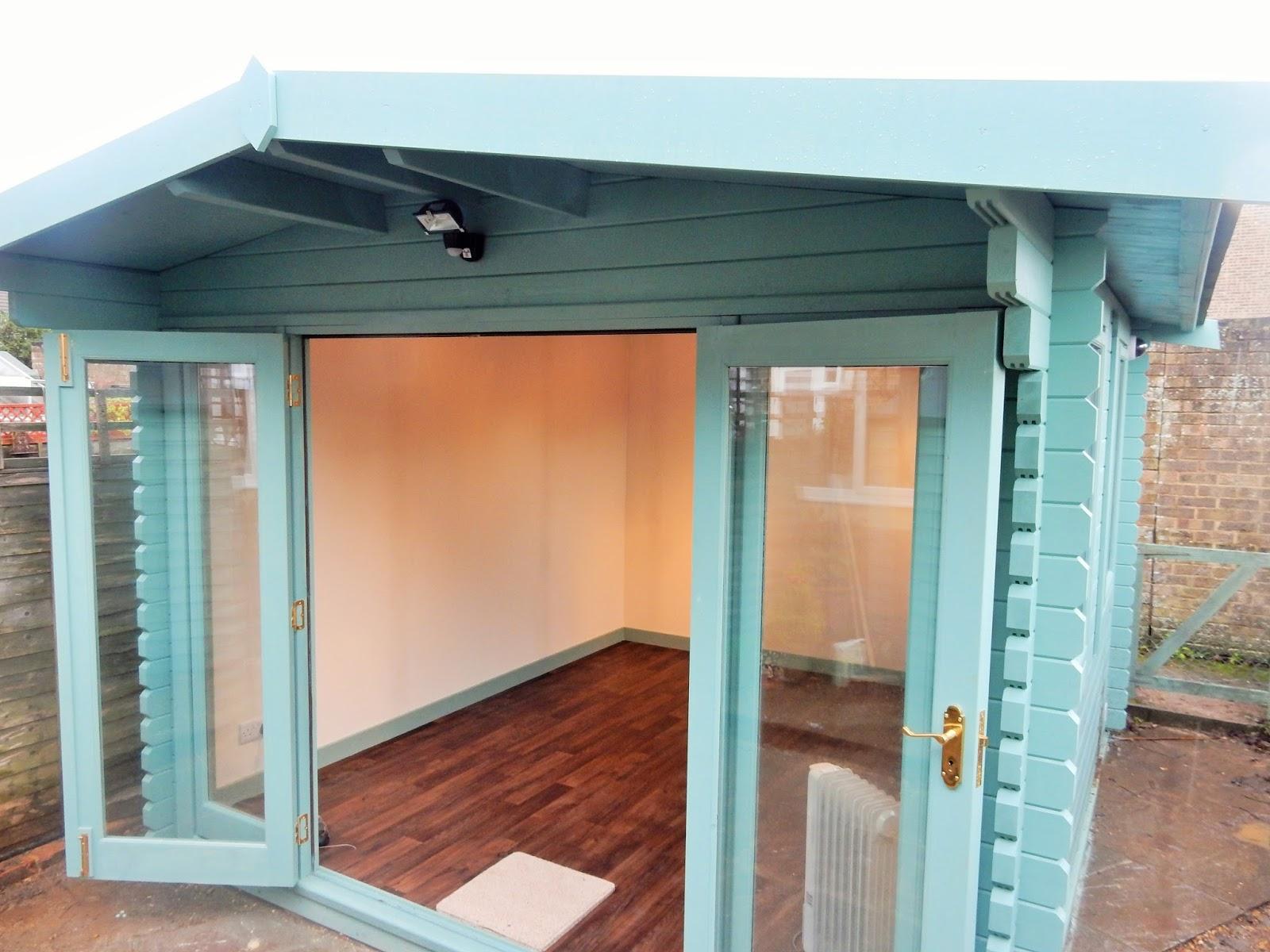 Southwick 39 S Garden Offices 10 X 11 Garden Log Cabin
