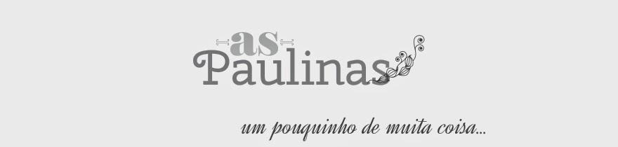 AS PAULINAS