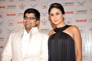 Kareena Kapoor at Filmfare September 2012 launch event