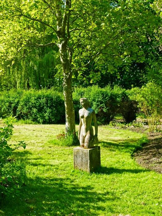 Leeds Castle, grounds, gardens