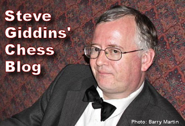 Steve Giddins' Chess Blog