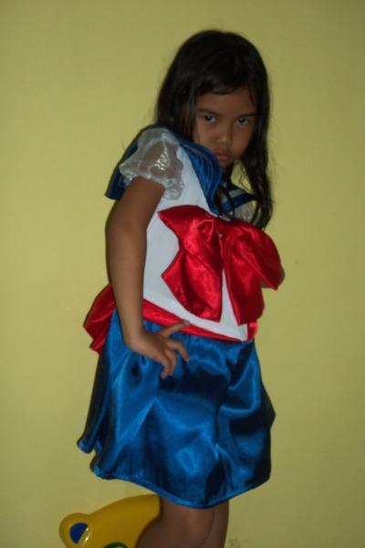 KSS-013 KOstum Sailor Moon