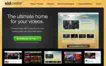 Crear una página web con videos de YouTube Vidcaster