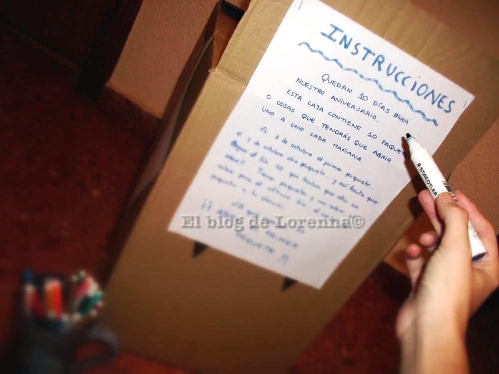 el blog de lorenna regalos de aniversario