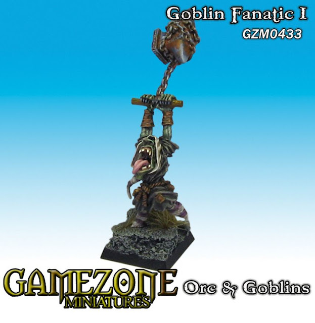 Goblin Fanatic GameZone model photo