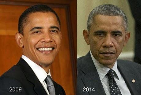 Babe Face Obama
