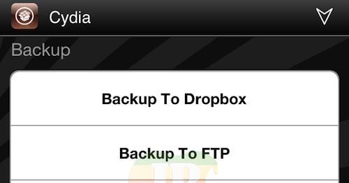 Jailbreak 6.1.3 iOS 7: Cara Backup & Restore Data di iPhone, iPad dan ...