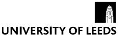Master Scholarships, Institute for Transport Studies, University of Leeds, UK