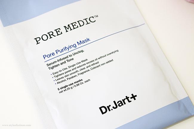 Dr.Jart Pore Medic Face Mask
