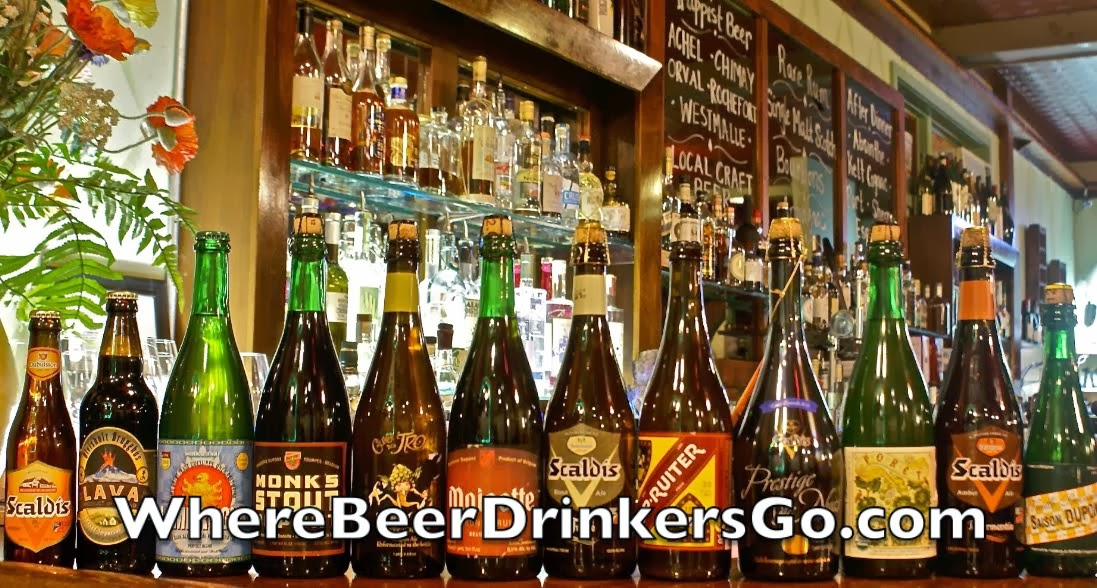 Where Beer Drinkers Go