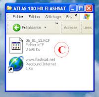 Un fichier des chaines et comment installer sur le récepteur Atlas ...