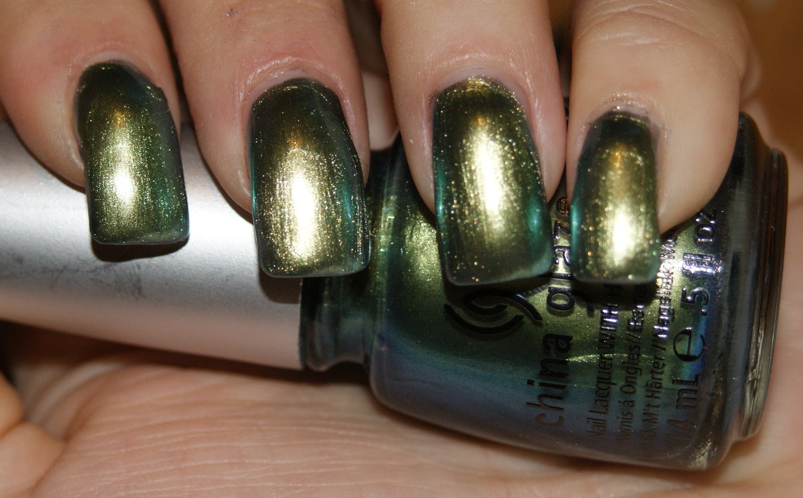 Princess Polish: Swatch and Review: China Glaze Unpredictable and ...