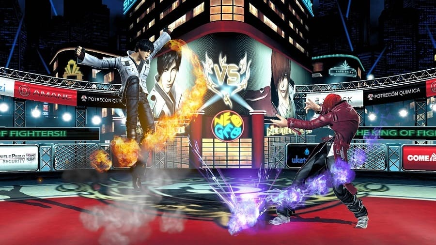 The King of Fighters 14 2017 Jogo  completo Torrent