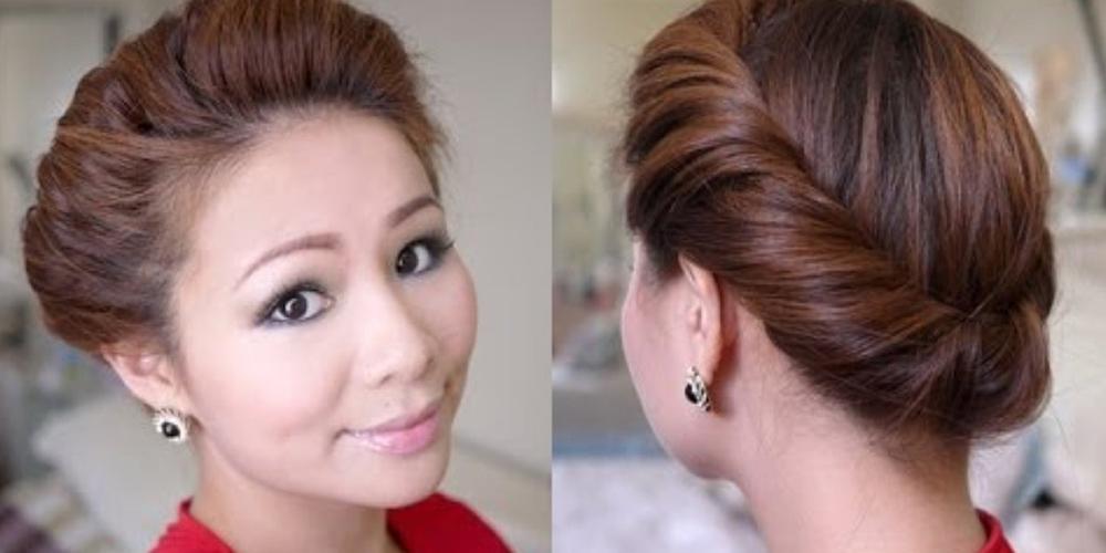 2 Minute Elegant Hairstyle Tutorial