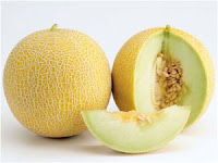 manfaat buah melon