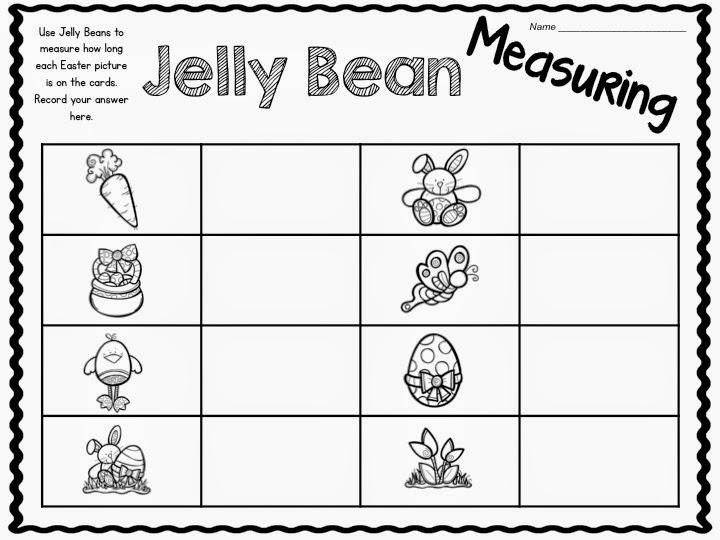 Jumping Jelly Beans! Math Activities for Kindergarten! - Teaching ...