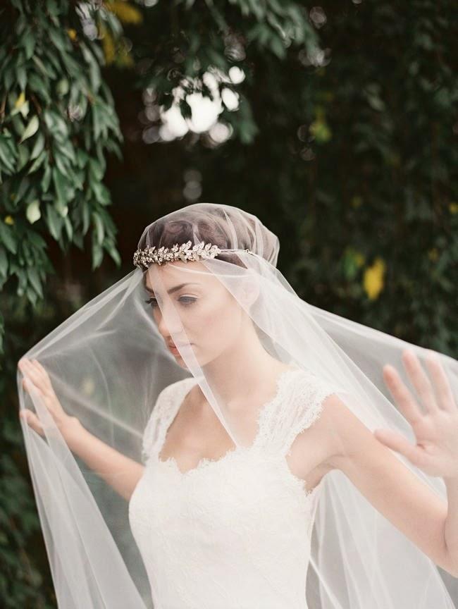 Sareh Nouri Fall 2015 Wedding Dresses Collection
