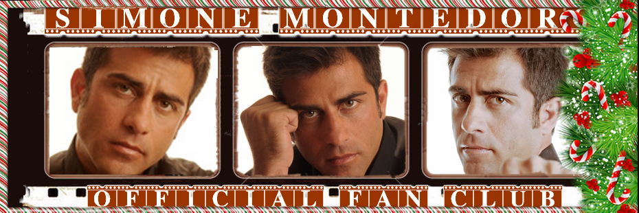 Simone Montedoro Official Fan Club ©