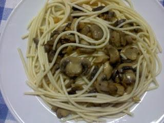 Espagueti Con Ch...