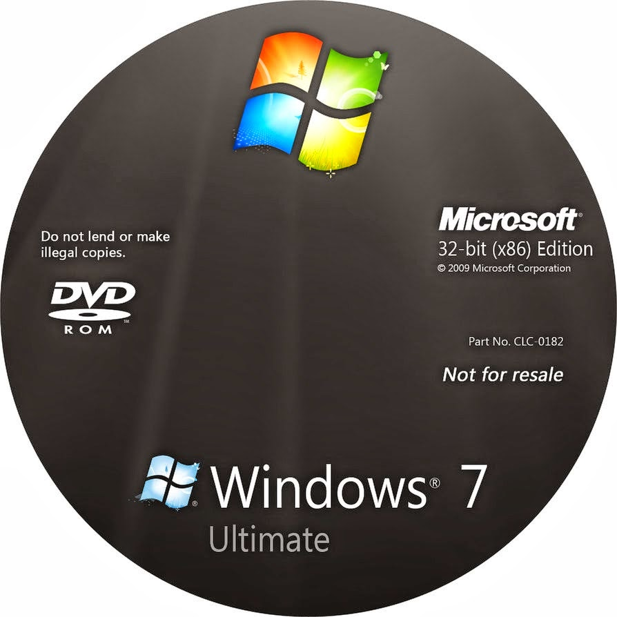 Windows 7 Highly Compressed 250mb 64/32bit ISO Download
