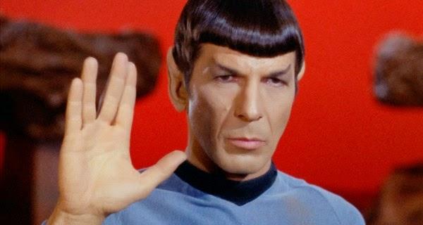 Leonard Nimoy / Sr. Spock