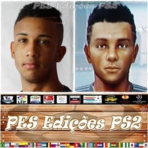 Jorge (Flamengo) e Brasil PES PS2
