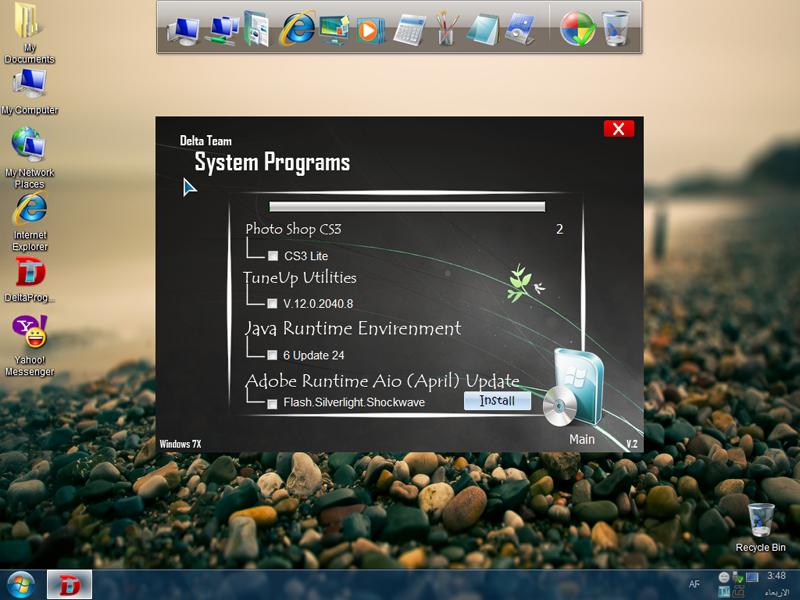Сборка драйверов для windows xp скачать