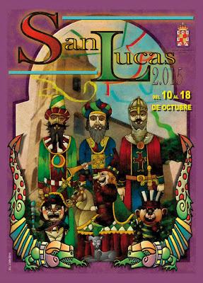 FERIA DE SAN LUCAS 2015 - JAÉN