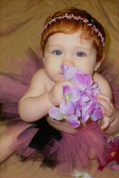 Collection Jolie bébé fille photo mignonne