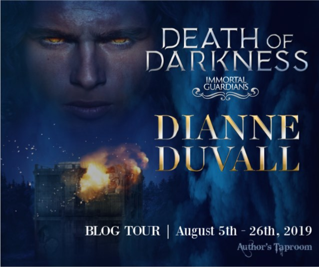 Death of Darkness Blog Tour