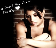 sad quotes for him, sad love quotations, it does not have to end this way