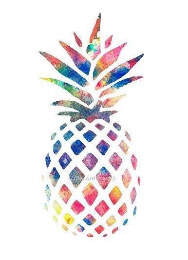 Beautiful Pineapple Phone Wallpapers