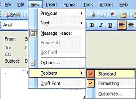 how to add bcc button in outlook 2010