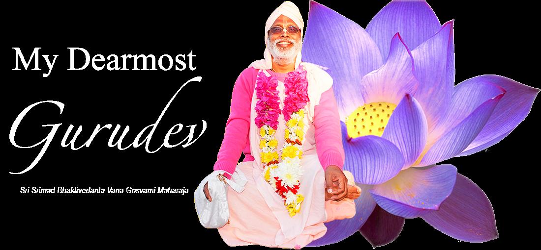 My Dearmost Gurudev