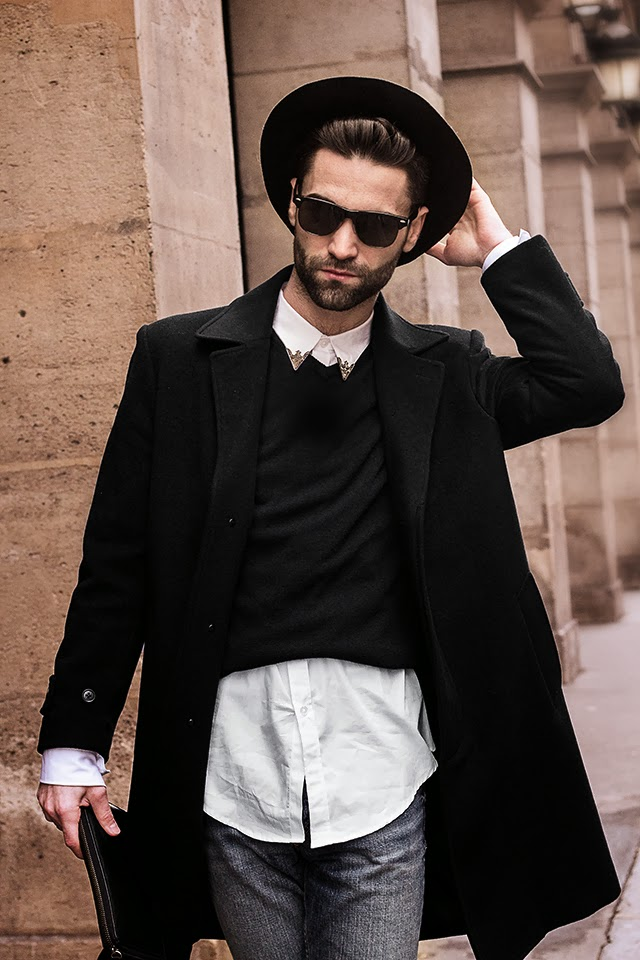 Crop Top, paris fashion week, Smira-Fashion, Men Blog,