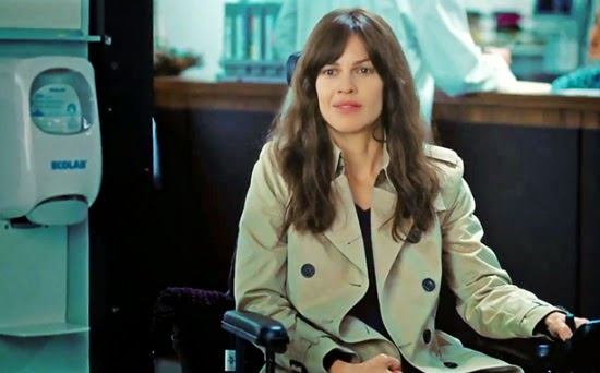 You're Not You: Hilary Swank stars in movie about ALS