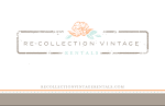 Looking for Vintage Rentals?