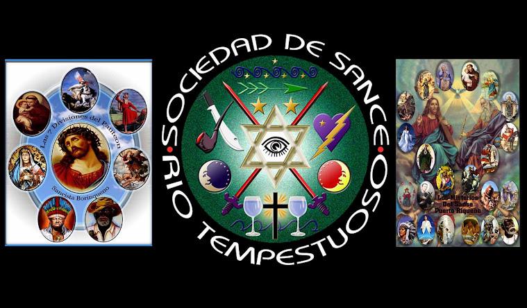SANSE! SANTERISMO! PUERTO RICAN BRUJERIA & ESPIRITISMO!