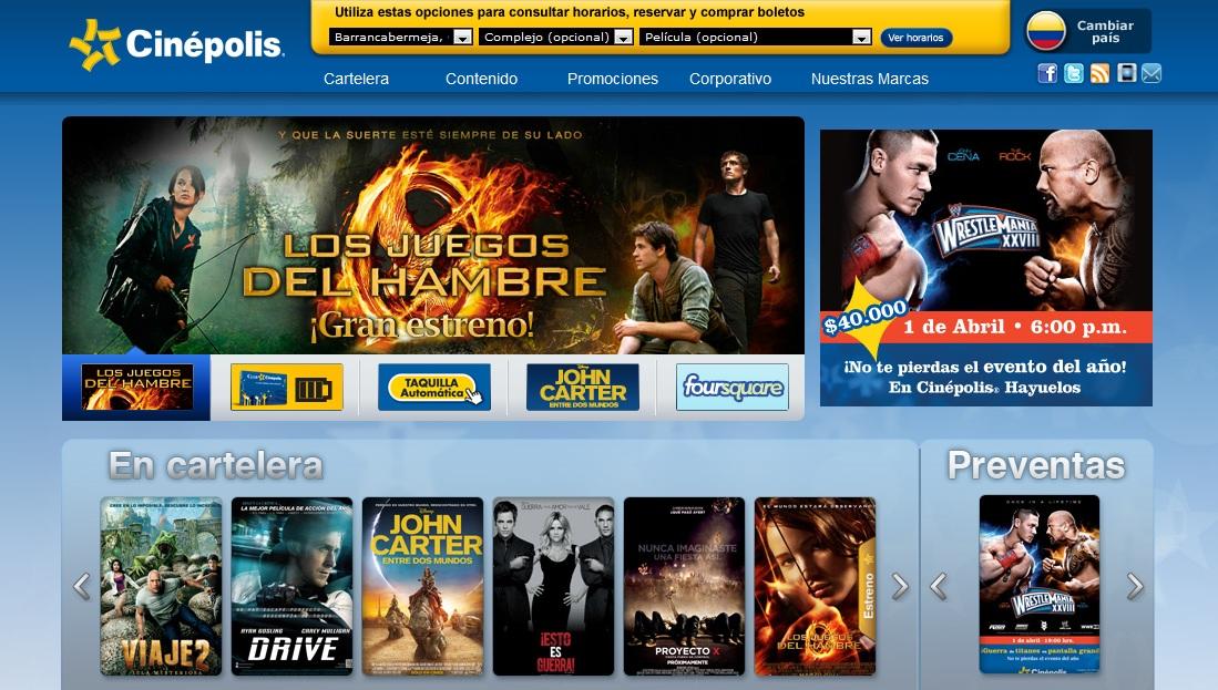 El mejor cine comercial en cali cinepolis for Cartelera cinepolis cd jardin